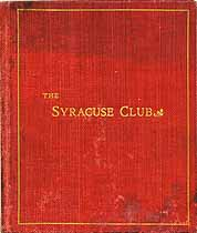 Thumbnail image of Syracuse Club 1896-97 Roster cover