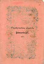 Thumbnail image of Baldwinsville Presbyterian Church 1877 Catalogue cover