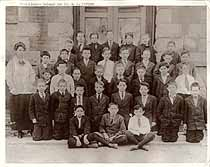 Thumbnail image of Asheboro St. School 1913 Photo of 4th Grade cover