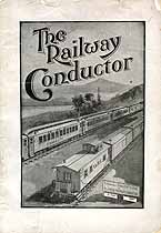 Thumbnail image of The Railway Conductor, Vol. XXVI, No. Six cover