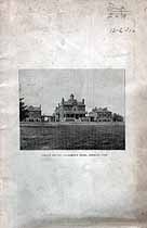 Thumbnail image of Lorain County Children's Home 1900-1910 Reports cover