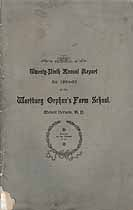 Thumbnail image of Wartburg Orphan's Farm School 1894-95 Report cover