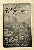 Thumbnail image of The Railway Conductor, Vol. XXXIV, No. Four cover