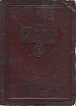 Thumbnail image of Shadows 1930 Yearbook cover