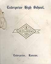 Thumbnail image of Enterprise High School 1905 Commencement cover