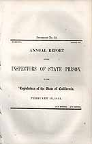 Thumbnail image of California State Prison 1855 Report cover