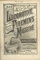 Thumbnail image of Locomotive Firemen's Magazine 1889 May cover