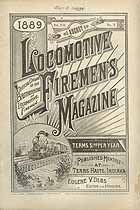 Thumbnail image of Locomotive Firemen's Magazine 1889 August cover