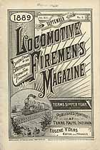 Thumbnail image of Locomotive Firemen's Magazine 1889 September cover