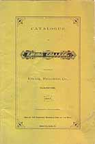 Thumbnail image of Ewing College 1885 Catalogue cover