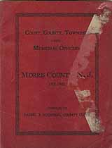 Thumbnail image of Morris County 1901-1902 Government Officials cover