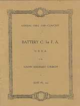 Thumbnail image of Brooklyn U. B. B. A. 1915 Drill and Concert Program cover