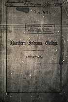 Thumbnail image of Northern Indiana College 1861-62 Catalogue cover