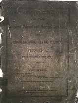 Thumbnail image of Charlestown Graded School and Normal Institute 1863-4 Catalogue cover