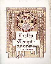 Thumbnail image of Lu Lu Temple A.A.O.N.M.S. 1913 Assembly cover