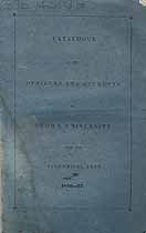 Thumbnail image of Brown University 1836-7 Catalogue cover