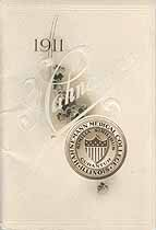 Thumbnail image of Hahnemann Medical College 1911 Commencement cover