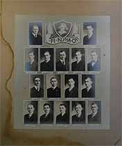 Thumbnail image of Pi Alpha Chi 1916 Composite Photograph cover