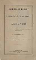 Thumbnail image of Ledyard Congregational Church and Society 1859 Membership cover