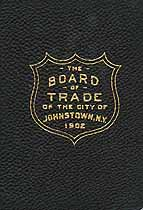 Thumbnail image of Johnstown Board of Trade 1902 Manual cover