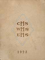 Thumbnail image of Birmingham High Schools 1923 Graduation cover