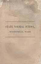 Thumbnail image of Westfield State Normal School 1869 Catalogue cover
