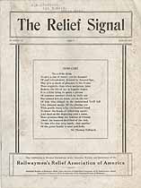 Thumbnail image of The Relief Signal, Number 42, March 1918 cover