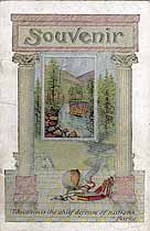 Thumbnail image of Gilbert School 1914-1915 Souvenir cover