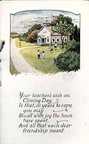 Thumbnail image of Pleasant Valley School 1925 Souvenir cover