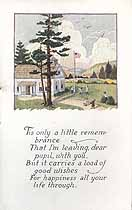 Thumbnail image of Pleasant Valley School 1924 Souvenir cover