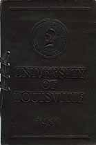 Thumbnail image of Louisville University Dentistry School 1931 Graduation cover
