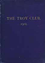 Thumbnail image of The Troy Club 1912 cover
