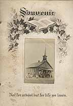 Thumbnail image of Algard's School 1910 Souvenir cover