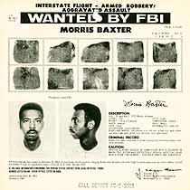 Thumbnail image of Federal Bureau of Investigation Wanted Posters cover