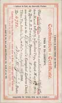 Thumbnail image of St. Michael's Evangelical Lutheran Church 1898 Confirmation Class cover