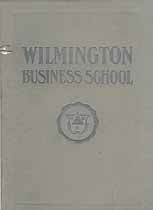 Thumbnail image of Wilmington Business School 1907 Catalog cover