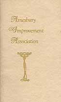 Thumbnail image of Amesbury Improvement Association 1927 Membership cover