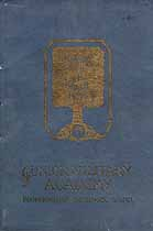 Thumbnail image of Junior Military Academy 1928-1929 Catalog cover