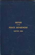 Thumbnail image of Dayton Police Department 1907 History cover