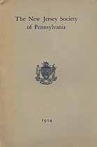 Thumbnail image of New Jersey Society of Pennsylvania 1924 Year Book cover