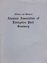 Thumbnail image of Livingston Park Seminary Alumnae 1940 Directory cover