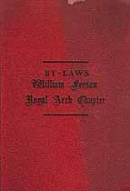 Thumbnail image of William Ferson Chapter R. A. M. 1893 Members cover