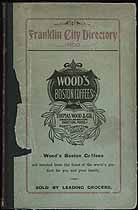 Thumbnail image of Franklin City Directory for 1902 cover