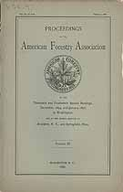Thumbnail image of American Forestry Association 1896 Members cover