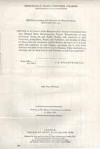 Thumbnail image of London Metropolitan Police Constable 1888 Charges and Indictments cover