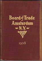 Thumbnail image of Amsterdam Board of Trade 1908 Manual cover