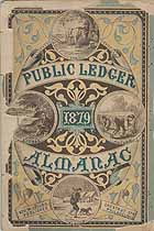 Thumbnail image of Public Ledger Almanac 1879 cover