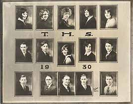 Thumbnail image of Titonka High School 1930 Composite Photo cover