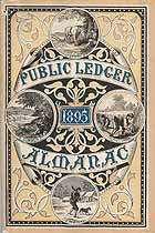Thumbnail image of Public Ledger Almanac 1895 cover