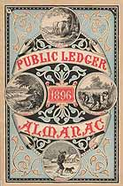 Thumbnail image of Public Ledger Almanac 1896 cover